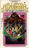 The Black Cauldron, Lloyd Alexander, Dell, 1965, ISBN 0-440-80143-5, $3.25, 220pp.