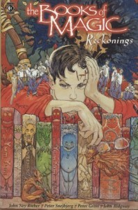 The Books of Magic: Reckonings, John Ney Rieber, et al., DC Comics
